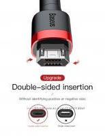 Кабель Micro USB 2 м. Baseus, фото 1