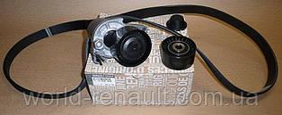 Renault (Original) 117205040R - Комплект ремня генератора на Рено Гранд Сценик III 1.6dci R9M