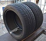 Летние шины б/у 275/40 R 20 Dunlop, 5 мм, пара, фото 4