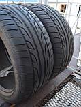 Летние шины б/у 275/40 R 20 Dunlop, 5 мм, пара, фото 5