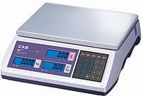 Весы торговые CAS ER-Plus