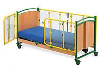 Кровать медицинская для детей с  электроприводом Kängbo 90 x 200 (Hermann Bock)
