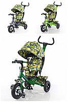 Детский велосипед трехколесный TILLY Trike T-351-8 [3 цвета] (Велосипед Тилли Трайк Т351-8)