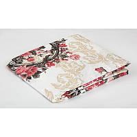 Простынь Lotus ранфорс - Angellique розовый 150*210
