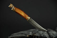"Дамасский нож ручной работы ""From dusk to dawn"", фото 2"