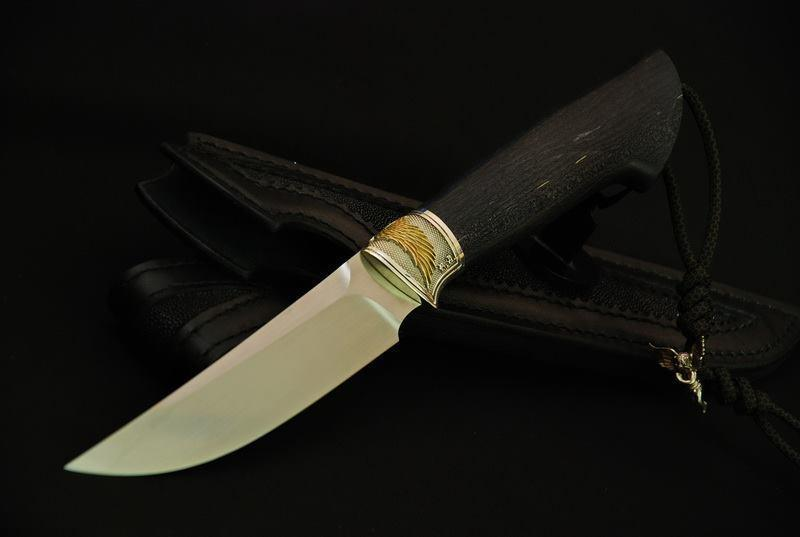 """Авторський колекційний ніж """"Angel-10"""", М390"""