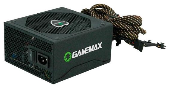 "Блок питания GameMax GM-700 80Plus Bronze ""Over-Stock"" Б/У"