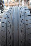 Летние шины б/у 275/40 R 20 Dunlop, 5 мм, пара, фото 3