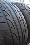 Летние шины б/у 275/40 R 20 Dunlop, 5 мм, пара, фото 6