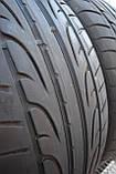 Летние шины б/у 275/40 R 20 Dunlop, 5 мм, пара, фото 7