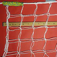 Сетка футбольная повышенной прочности «СТАНДАРТ 1,5» белая (комплект из 2 шт.), фото 1