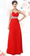 Элегантное длинное  платье, фото 1