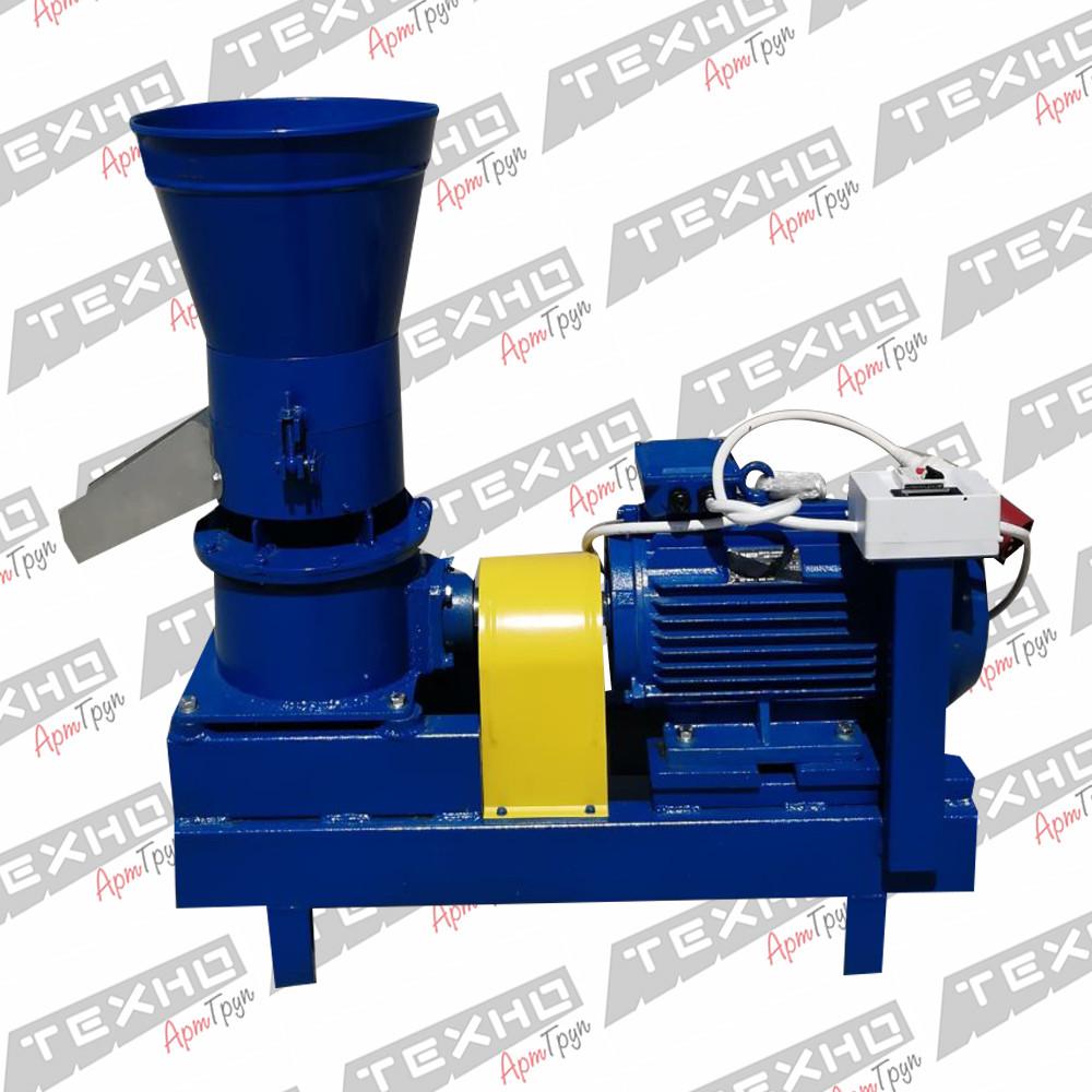 Гранулятор пеллет, кормов, соломы АРТ-200 (11 кВт)