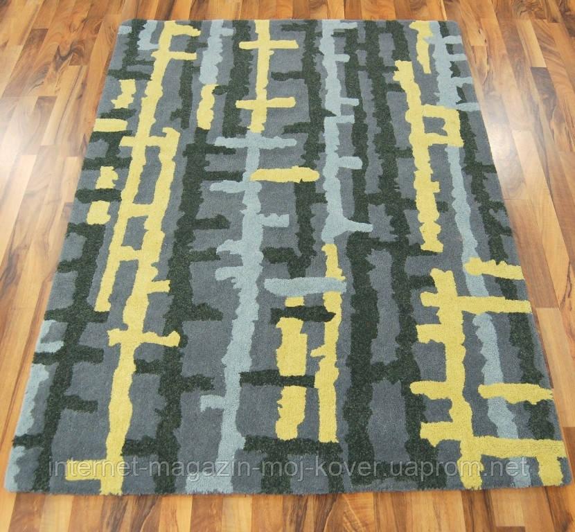 Дизайнерские современные ковры ручной работы