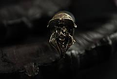 "Нож рыбака ручной работы ""Пират"", дамасск, фото 3"