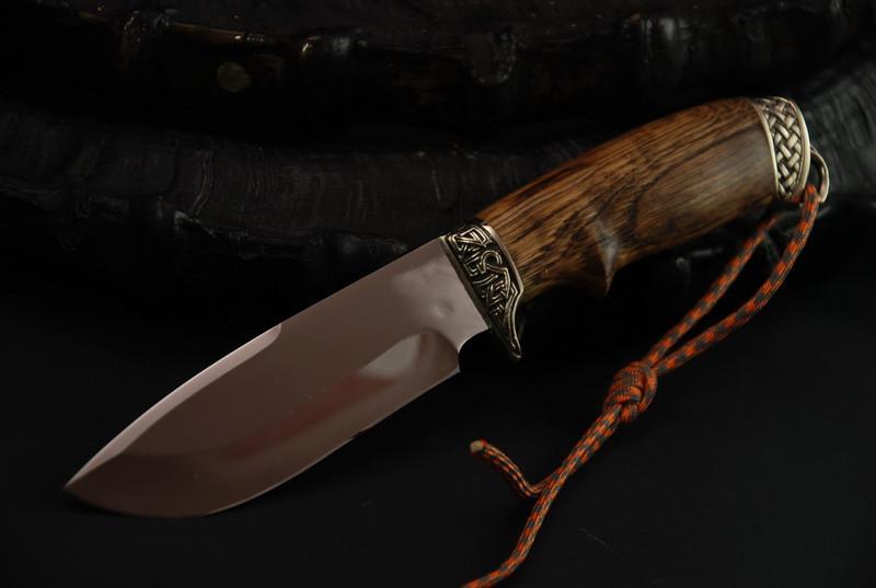 """Нож ручной работы """"Крепкий"""", 40Х13"""