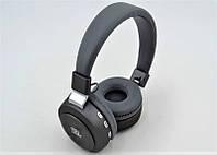 Наушники беспроводные JBL. Наушники Bluetooth. Серый