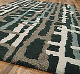 Ковер для зала и спальни ковры хай тек, фото 2