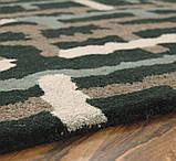 Ковер для зала и спальни ковры хай тек, фото 3