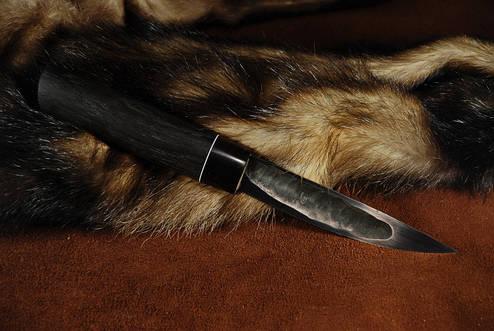 Якутский нож ручной работы №1, фото 2