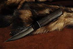 Якутский нож ручной работы №1, фото 3
