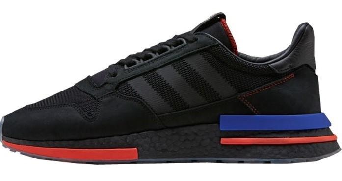 40a0adca9f129 Мужские Кроссовки Adidas ZX 500 RM TFL Oyster Club Pack (адидас Зх ...