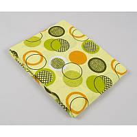 Простынь Lotus ранфорс - Erin лимонный 150*210