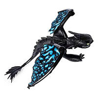 Фигурка делюкс Dragons Беззубик со светом и звуком (SM66626/7441)