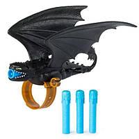 Дракон - бластер на руку Dragons Беззубик (SM66627), фото 1