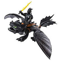 Набор Dragons Дракон Беззубик и всадник Иккинг (SM66621/7311)