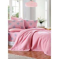 Постельное белье Eponj Home Paint Pike - BigStar pembe розовый полуторное