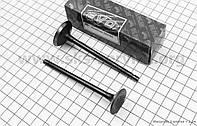 Клапан впускной, выпускной к-кт 2шт 150сс-25;30mm