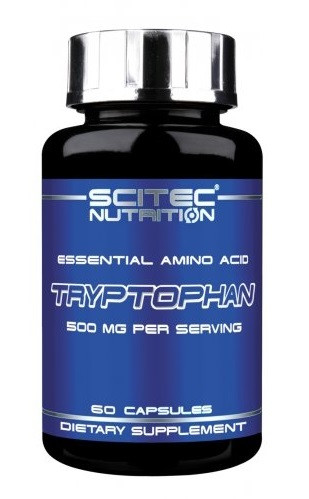 Триптофан Scitec Nutrition - Tryptophan (60 капсул)