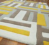 Купити незвичайні килими з вовни, фото 2