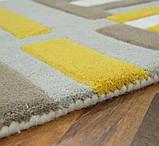 Купити незвичайні килими з вовни, фото 3