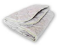 Одеяло стеганое зимнее QSLEEP полуторное Евро 155*215 см белый, фото 1