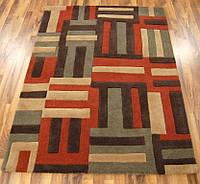 Ковер из шерсти, шерстяные ковры, фото 1