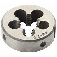 Машинные плашки для нарезания резьбы 16х1,5 мм
