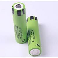 Аккумуляторная батарея Panasonic Li-ion 3200 мАч 3.7В 18650 NCR18650 (оригинал)
