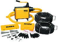 Электрическая машина для прочистки труб REMS Кобра 32 Сет