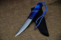 """Авторский нож якутского типа """"Морской"""", фото 2"""