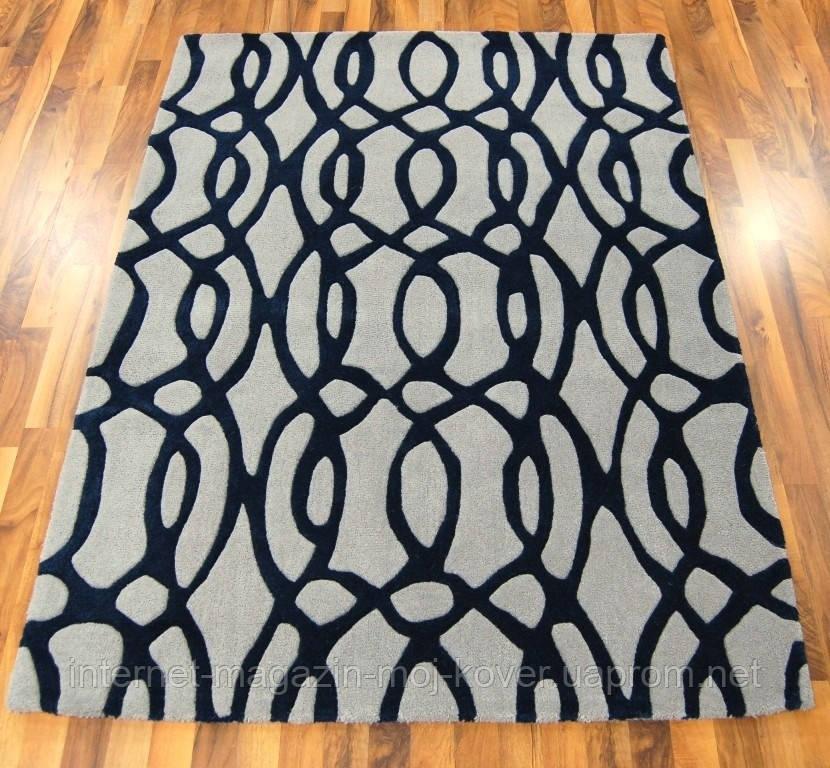 Купить необычные ковры из  шерстив Киеве