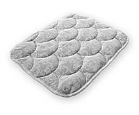 Подушка для младенцев QSLEEP, хлопок+шерсть, 40*55см, белая (031)