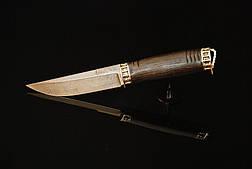 """Нож ручной работы из дамасска """"Biker"""", фото 2"""