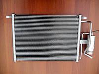 Радиатор кондиционера форд фьюжн