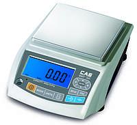 Весы лабораторные CAS MWP