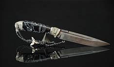"""Нож охотничий ручной работы """"Dark Angel-8"""", дамасск (наличие уточняйте)"""