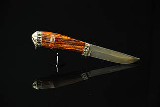 """Авторский коллекционный нож """"Ghost rider"""", булат (наличие уточняйте), фото 2"""