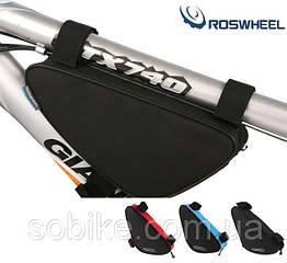 Велосумка подрамная Roswheel 12657