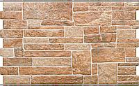 Фасадная плитка Canella рустикальная 490х300х10 мм (ginger)